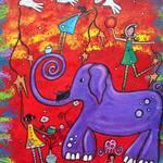 """Painting Peace"" by juliryan"