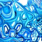 """""""Dreaming in Blue"""" by larrycalabrese"""