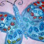 """sunday butterfly"" by sheri"
