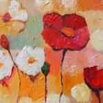 """Floral Impasto"" by LutzBaar"
