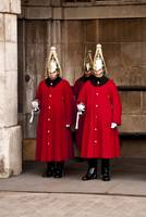 Changing of the Queen's Horse Guards