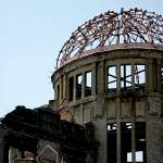 """A-Bomb Dome, Hiroshima, Japan"" by mikeyd"