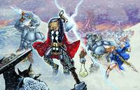 Thor the Frost Giant War