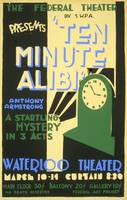 WPA THEATER POSTER