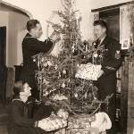 """Christmas 1945."" by davidclaudon"