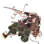 """""""Japanese Samurai Poster #69"""" by ArtLoversOnline"""