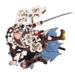 """""""Japanese Samurai Poster #70"""" by ArtLoversOnline"""