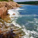 """Bar Harbor Coast, ME"" by AbigailHill"