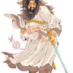 """""""Japanese Samurai Poster #92"""" by ArtLoversOnline"""
