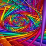 """""""Abstractarondus 6"""" by Dr_Roy_Schneemann"""