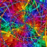 """""""Abstractarondus 8"""" by Dr_Roy_Schneemann"""