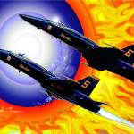 """Blue Angels 3"" by jt85"