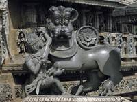 Hoysala Royal symbol
