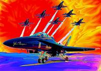 US Navys Blue Angels