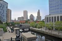 Waterfront Area Providence