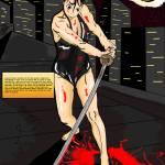 """""""monica raven first murder"""" by danite32"""