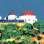 """Griffith Observatory Los Angeles"" by BeaconArtWorksCorporation"