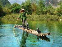 Rural Fisherman