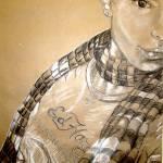 """Self-portrait"" by PuraVida"
