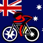 """""""Stage 20 Tribute to the Australian"""" by Lonvig"""
