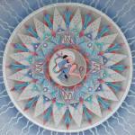 """Vajra Moon"" by MandalasByRampal"