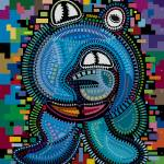 """Frogman ll"" by bernd-wachtmeister"
