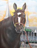 2009 Horse of the Year Rachel Alexandra