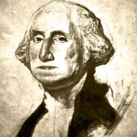 George Washington Art Prints & Posters by DREAM3R