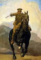 WW 1 BRITISH CAVALRY
