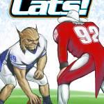 """Wildcats vs Colonels"" by ChucksArtBox"