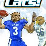 """""""Wildcats vs Flashes"""" by ChucksArtBox"""