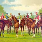 """CELEBRATED JOCKEYS"" by homegear"