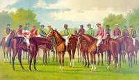 CELEBRATED JOCKEYS