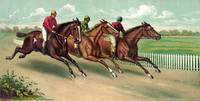 RACING JOCKEYS