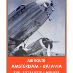 """""""KLM Amsterdam Batavia"""" by nicoindo"""