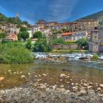 """The Village of Roquebrun"" by ImageArt-Photography"