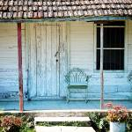 """Cuban Farmhouse"" by lynnharmstrong"