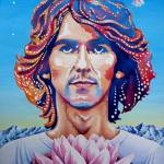 """George Harrison - Here comes the sun.."" by Diamodeb"