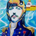 """Ringo Starr -In the town where I was born.."" by Diamodeb"