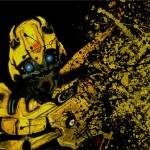 """Transformers 3 Bumblebee"" by ghap4a"