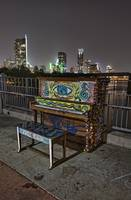Play Me, I'm Yours - Pfluger Pedestrian Bridge