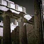 """Parthenon Columns and Lintels"" by tonymoran"