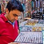 """Young Kurdish Jeweller"" by tonymoran"