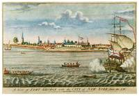 Fort George at New York City