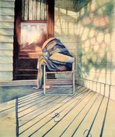 Porch Still Life