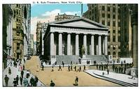 U.S. Sub-Treasury, New York City