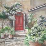 """Red Door"" by Apollonia237"