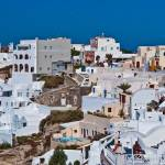 """Santorini Town"" by tonymoran"