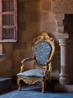 Mussolini's Antique Chair