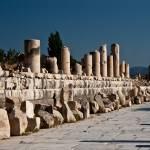 """""""One of 3 main streets in Ephesus"""" by tonymoran"""